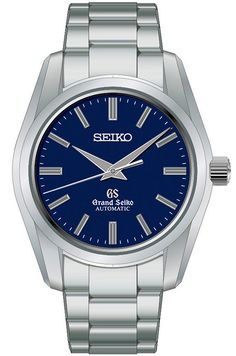 Grand Seiko Watch 55th Anniversary Limited Edition #basel-15 #bracelet-strap-steel #brand-grand-seiko #case-material-steel #case-width-42mm #delivery-timescale-call-us #dial-colour-blue #gender-mens #luxury #movement-automatic #new-product-yes #official-stockist-for-grand-seiko-watches #packaging-grand-seiko-watch-packaging #power-reserve-yes #subcat-limited-editions #supplier-model-no-sbgr097 #warranty-grand-seiko-official-2-year-guarantee