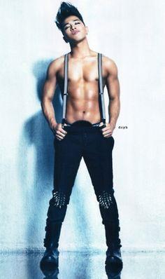 Taeyang for L Officiel Hommes Magazine