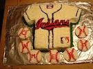 cleveland indians cake = Someone BEST be makin this cake for my birthday
