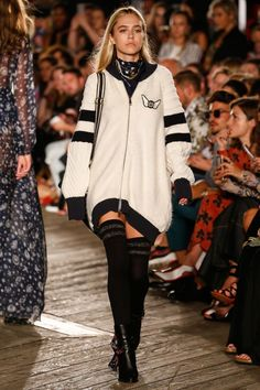 New York Fashion Week Otoño-Invierno 2016-2017: Tommy Hilfiger