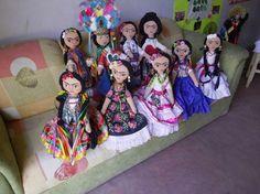 frida kahlo crafts - Google Search