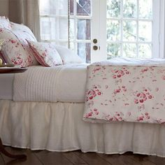 I pinned this Sarah Duvet Cover from the Taylor Linens event at Joss and Main!