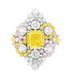 High Jewelry: новая коллекция украшений Dior