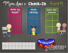Setting up for Success~Math Stations