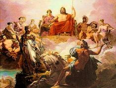Greek Mythology God's | Greek mythology is a very extensive set of stories surrounding the ...