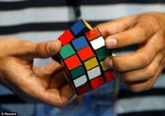 How fast you can solve a Rubik's cube? Try it out! The 3x3 Rubik's cube at our shop is only 7 EUR or 6 shares as a club member. https://postrader.hr/Rubik-s-Speed-Cube-3x3x3/b9edd572131a54f220bf2338f8349ea1/product