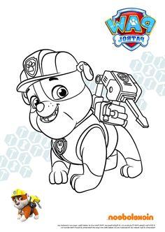 paw patrol ausmalbilder | paw patrol ausmalbilder, ausmalbilder und paw patrol marshall