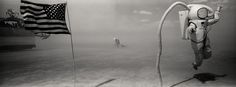 Zhou Mi, from series The Vault of Heaven, Burning Man, Black Rock, Nevada