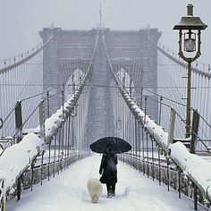 Brooklyn Bridge, New York City, USA.