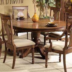 Nebraska Furniture Mart – Liberty Rustic Oval Table