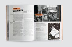 Medici con l'Africa CUAMM — Annual Report by Alessio Romandini, via Behance