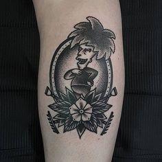 Sideshow Bob #tattoo #Simpsons