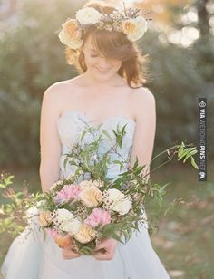 whimsical bouquet | CHECK OUT MORE IDEAS AT WEDDINGPINS.NET | #weddings #weddingflowers #weddingbouquets #bouquets