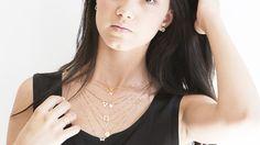 Necklaces. #handmade #jewelry