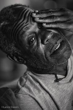 Danny Glover by Lance Dawes