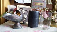 Vintage Edwardian Silver Plated Sugar by NostalgiqueBoutique