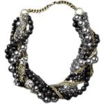 Love a chunky necklace.