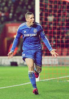 Fernando Torres, Torres, el nino, football