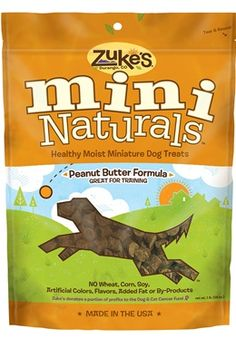 Mini Naturals Soft Dog Treats - 6oz