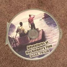 Mark Twain Adventures of Huckleberry Finn MP3 (CD, Audio Books, Fiction) New