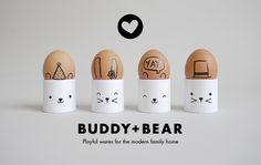 Buddy + Bear - Oh yeah baby!