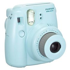 Me gustó este producto Fuji C�mara Inst�ntanea Mini 8 Azul. ¡Lo quiero!