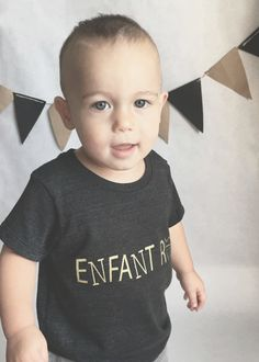 The softest tee for your little King/Queen! Order before December and you will get it in time for Christmas! Little King, King Queen, December, Children, Christmas, Bonjour, Child, Young Children, Xmas