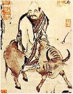 Lao Tzu, author of the Tao Te Ching whose philosophies inspired the Taoist world view which in turn is the foundation philosophy of Tai Chi Chuan.