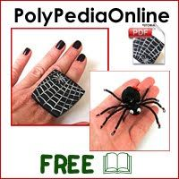 Free Tutorials for Halloween! · Polymer Clay | CraftGossip.com