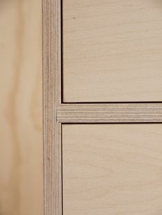 Leonard sideboard in pale grey Formica / &New - Modern British Furniture Furniture Legs, Plywood Furniture, Furniture Design, Barbie Furniture, Garden Furniture, Kitchen Furniture, Furniture Movers, Furniture Stores, Bedroom Furniture