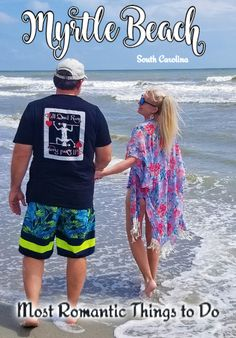 In spite of its reputation as a family-friendly destination, there are a lot of grown-up-fun and romantic things to do in Myrtle Beach! #vacationMB #visitmyrtlebeach #discoverSC #boomersinSC