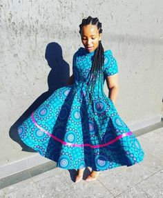 2019 Shweshwe Dresses for Ladies: Top 10 Best Gorgeous, Stunning and Cuties Dresses African Party Dresses, African Wedding Dress, African Dresses For Women, African Print Dresses, African Print Fashion, African Wear, African Fashion Dresses, African Women, Seshweshwe Dresses