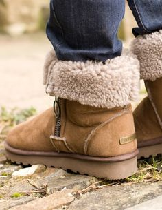 Aviator Boot | Sheepskin Boots | Buy Now From Celtic & Co