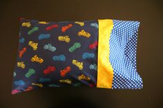 Motorcycle Travel Pillowcase by RusticRanchHands on Etsy