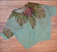 Color Me Blue Top from The Charming Arrow Boutique