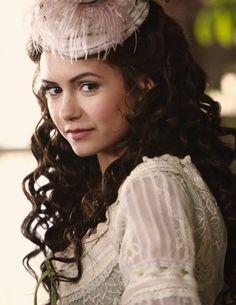 Nina Dobrev as Katherine Pierce in The Vampire Diaries (TV Series, 2009).