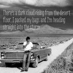 The Promised Land - Bruce Springsteen lyrics Elvis Presley, Lyric Quotes, Me Quotes, Motivational Quotes, Bruce Springsteen Quotes, The Boss Bruce, E Street Band, Music Lyrics, Good Music