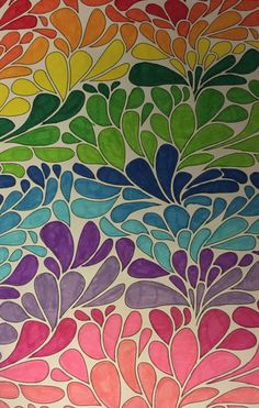 Adult Coloring Book Stress Relieving Patterns Volume 2 Artists 9781941325179