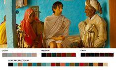Imágenes: La diversa gama de colores que emplea Wes Anderson en sus filmes - ENFILME.COM