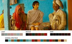 On the birthday of the director, we celebrate the world-building colour palettes of Wes Anderson's imagination
