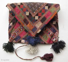 Tribal Pouch