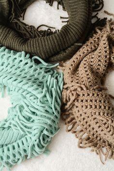 wholesale scarves infinities fringe, frayed, latisse, tassel