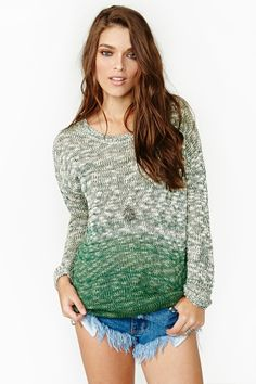 On The Rise Knit Nasty Gal $68