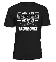 Trombone Trombonist - Brass band Tshirt  #singer #band #photo #image #idea #shirt #tzl #gift #song #music
