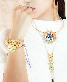 Vargara Collection - Pajarolimon Bangles, Bracelets, Bracelet Designs, Charmed, Collection, Jewelry, Fashion, Vestidos, Moda