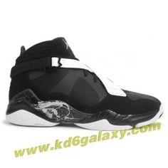 Air Jordan 8.0 Black Dark Charcoal White Black Dark 9181b2ec79