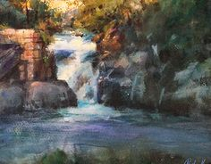 Fine Art, Watercolor, Painting, Illustration Art, Art, Gouache Art, Watercolor Paper, Gouache