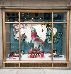 """Image of Bergdorf Goodman: """"To New York With Love"""" Bergdorf Goodman: """"To New York With Love"""""""