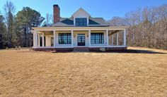Farmhouse with brick open concept and complete wrap around porch!