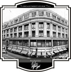 white house department stores | Like its competitor, The City of Paris, The White House